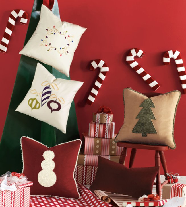 Pillows for holidays-3