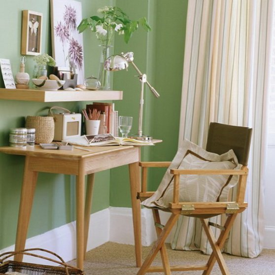 Several beautiful home offices-12