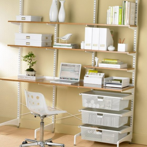 Several beautiful home offices-15