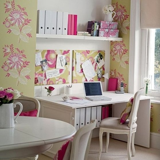 Several beautiful home offices-4