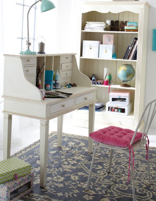 Several beautiful home offices-6