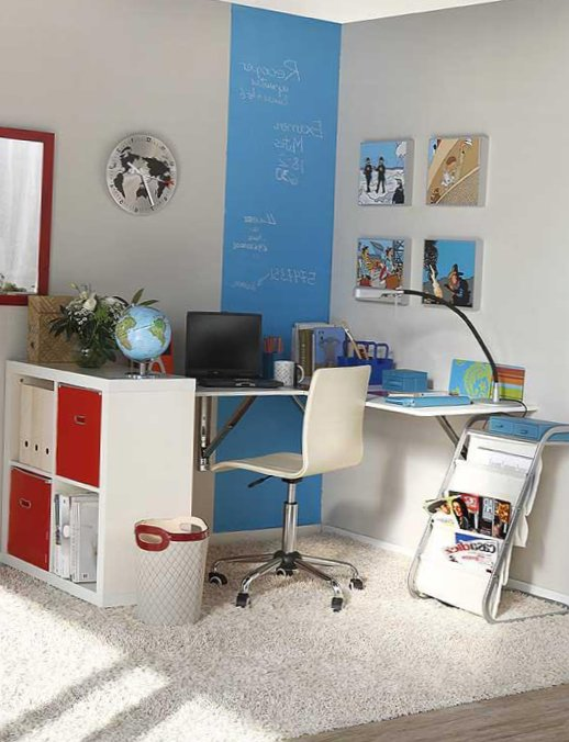 Several beautiful home offices-8