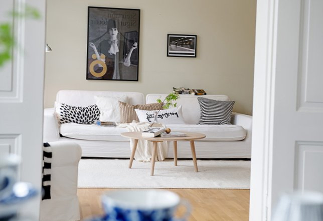 Stylish apartment in Gothenburg (102 sq m)-1