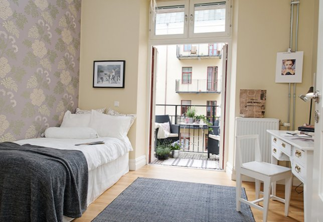 Stylish apartment in Gothenburg (102 sq m)-16