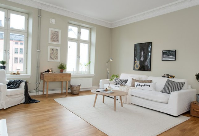 Stylish apartment in Gothenburg (102 sq m)-2