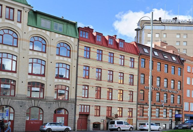 Stylish apartment in Gothenburg (102 sq m)-22