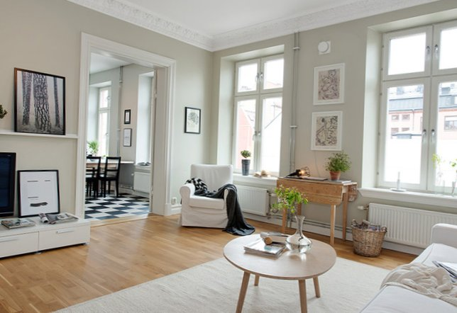 Stylish apartment in Gothenburg (102 sq m)-4