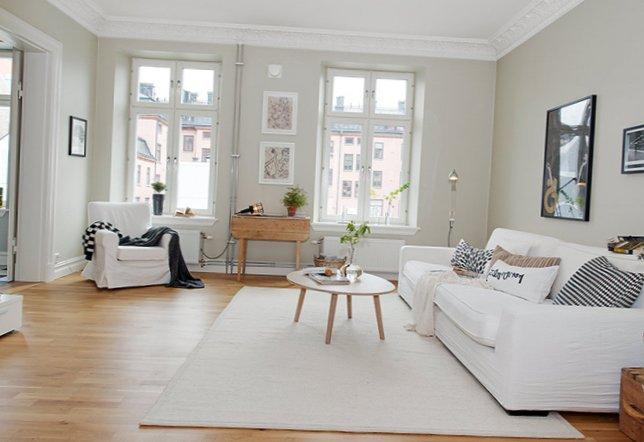 Stylish apartment in Gothenburg (102 sq m)-5