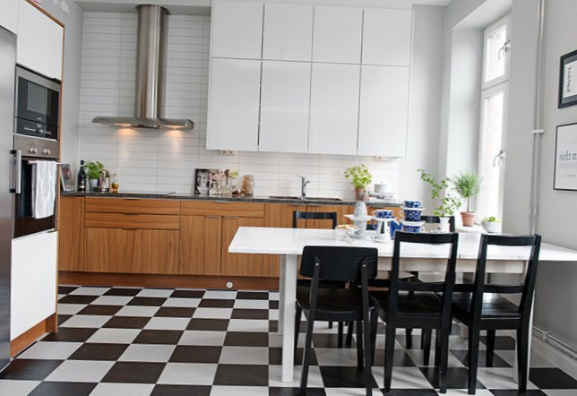 Stylish apartment in Gothenburg (102 sq m)-8