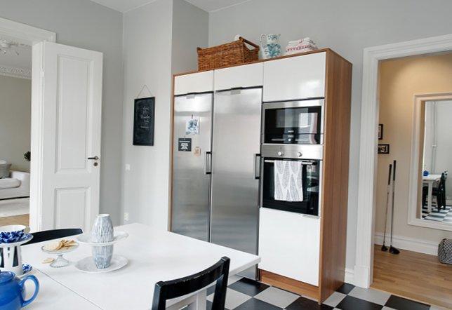 Stylish apartment in Gothenburg (102 sq m)-9