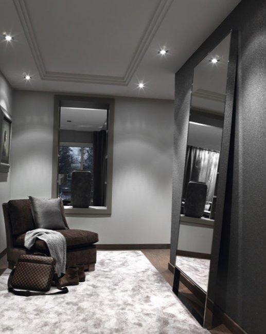 Stylish grey color in interior design in Norway 5
