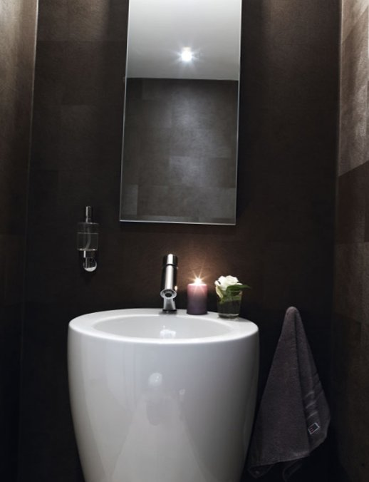 Stylish grey color in interior design in Norway 7