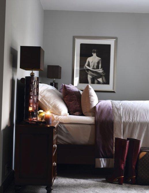 Stylish grey color in interior design in Norway 8