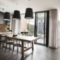 Stylish kitchen in black-thumbnail