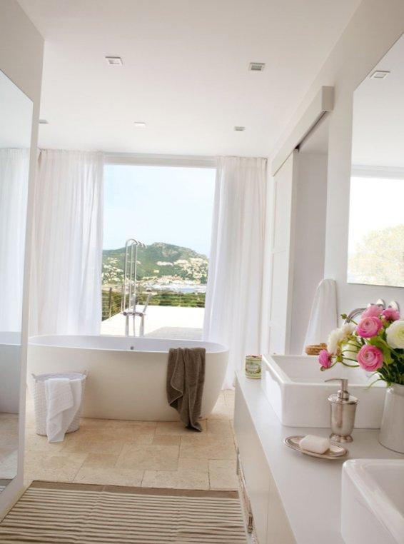 Sunny bathroom design-1