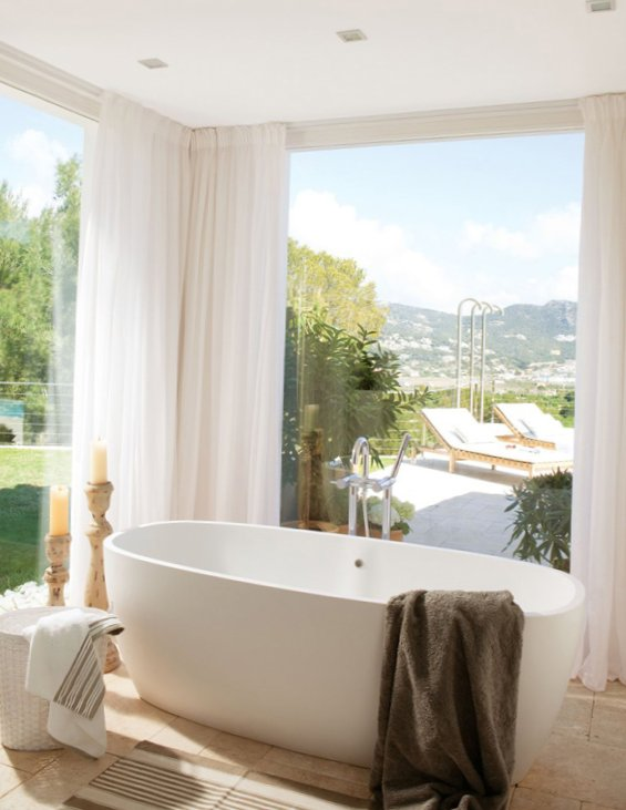 Sunny bathroom design-2