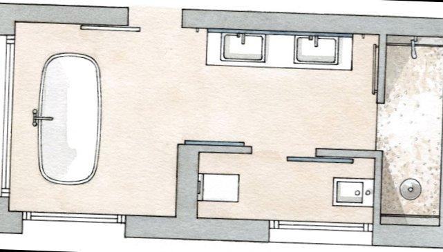 Sunny bathroom design-9