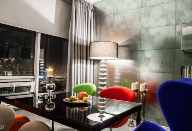 The apartment of the owner of a furniture store in Moscow (56 sq. m)-10