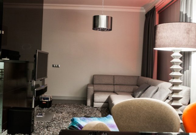 The apartment of the owner of a furniture store in Moscow (56 sq. m)-12