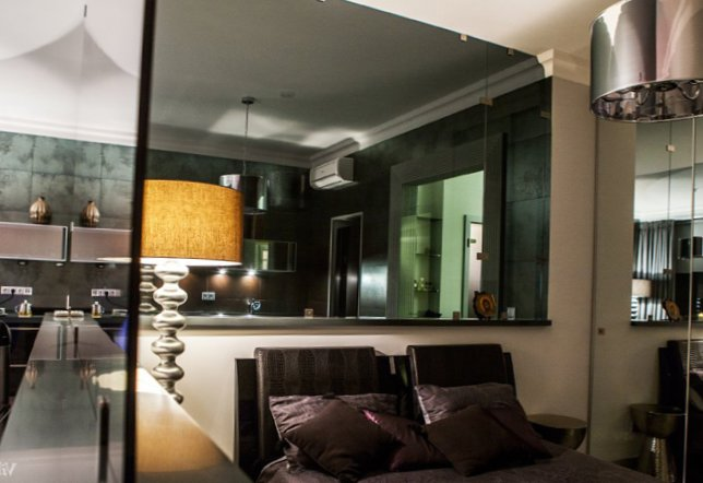 The apartment of the owner of a furniture store in Moscow (56 sq. m)-19