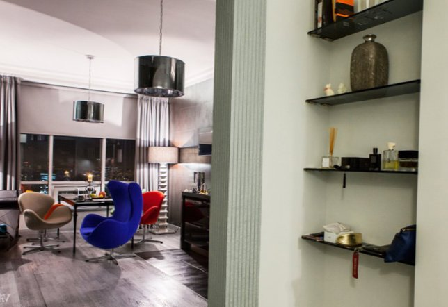 The apartment of the owner of a furniture store in Moscow (56 sq. m)-2