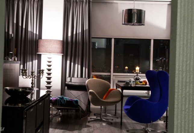 The apartment of the owner of a furniture store in Moscow (56 sq. m)-6