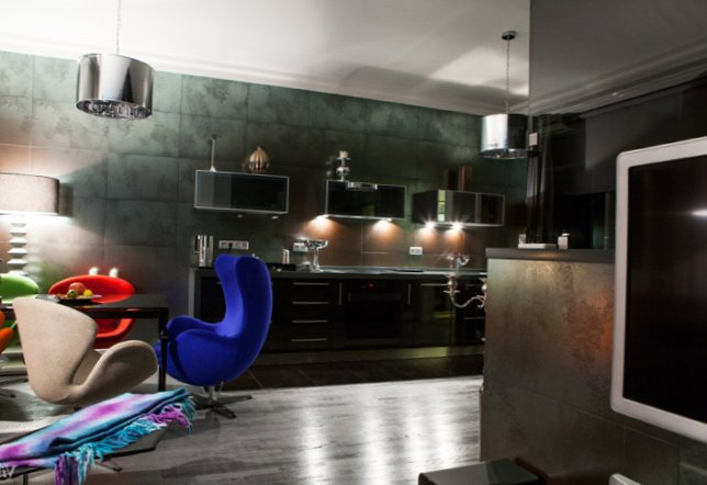 The apartment of the owner of a furniture store in Moscow (56 sq. m)-8