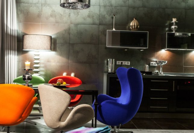 The apartment of the owner of a furniture store in Moscow (56 sq. m)-9