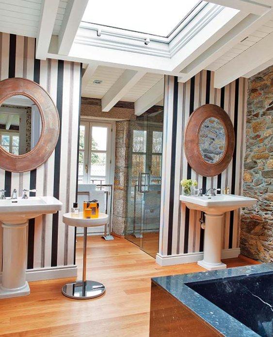Wonderful stone interior in Spain-13