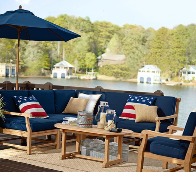 American Summer from Pottery Barn 11