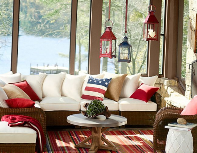 Quot American Summer Quot From Pottery Barn My Sweet House