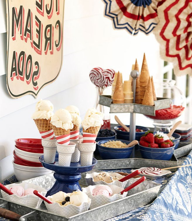 American Summer from Pottery Barn 7
