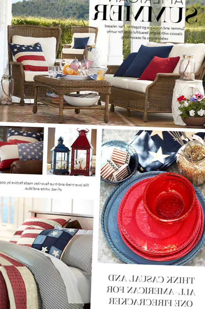American Summer from Pottery Barn 9
