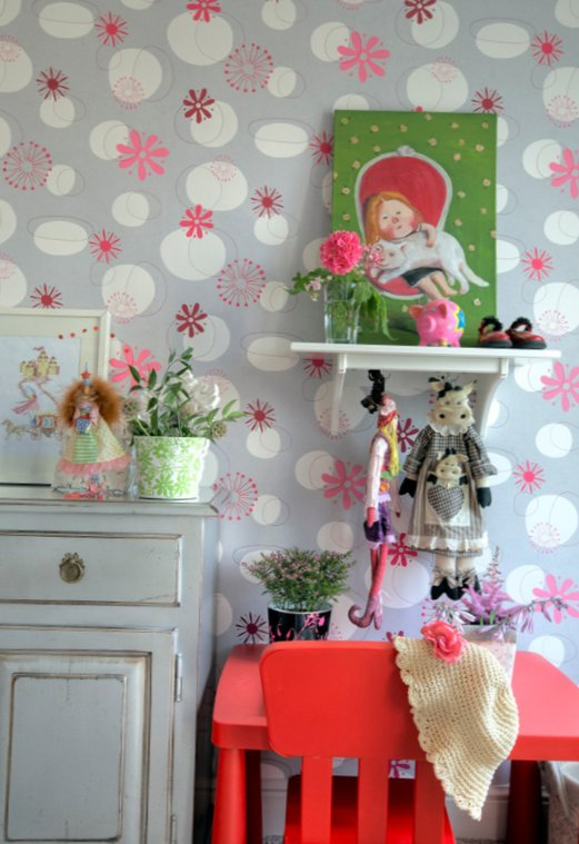 Kids room ideas by Ann Ehrman 1