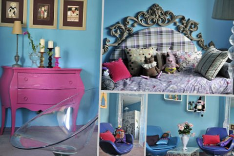 Kids room ideas by Ann Ehrman 14