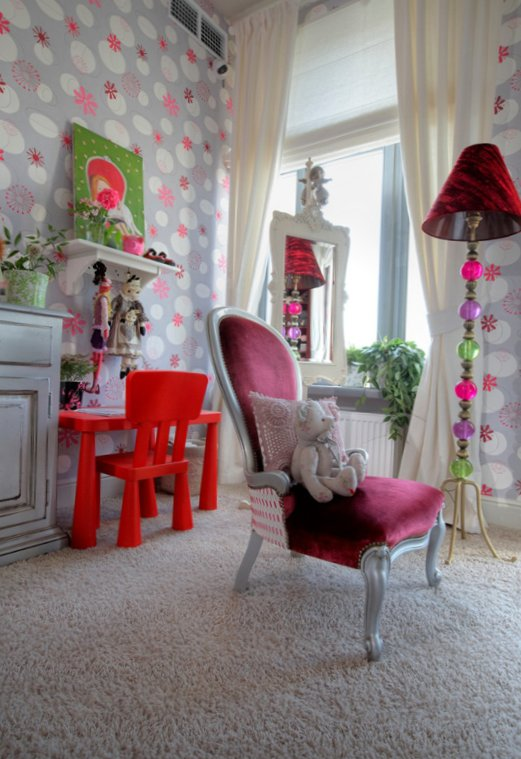 Kids room ideas by Ann Ehrman 17