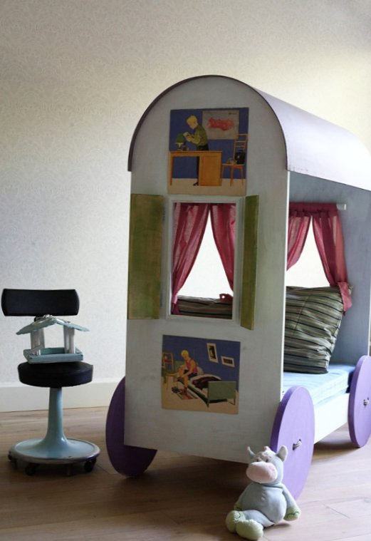 Kids room ideas by Ann Ehrman 5
