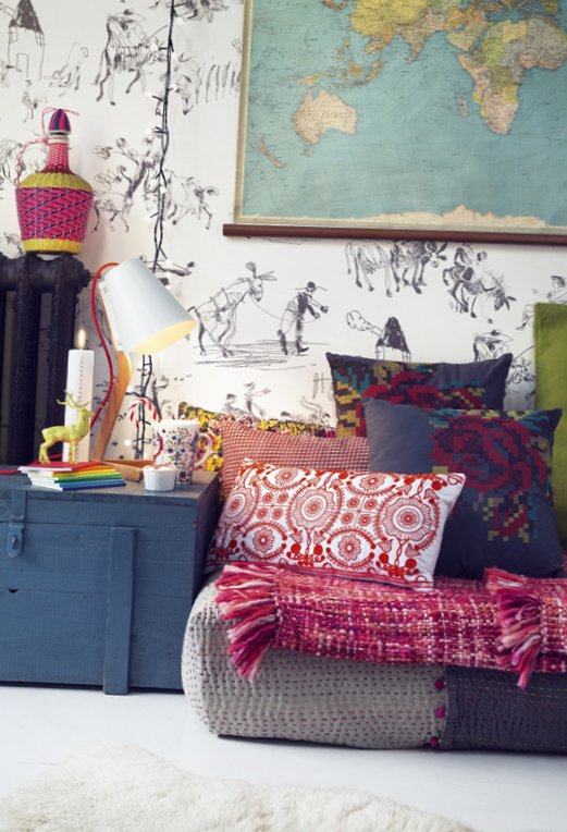 Romain Ricard © site internet book travail décoration