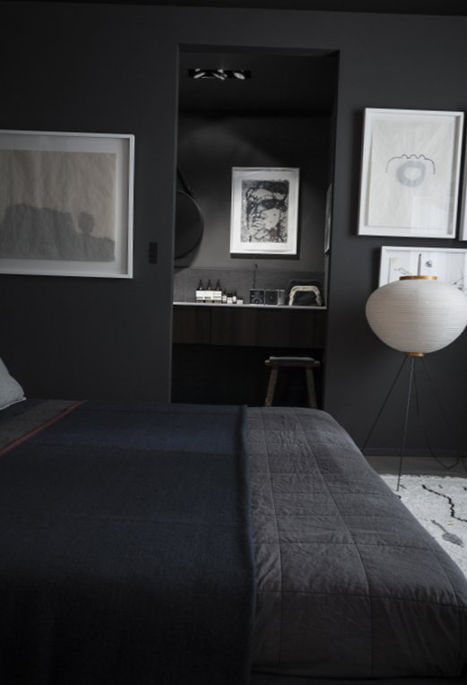 Lovely Interiors From The Photographer Romain Ricard My