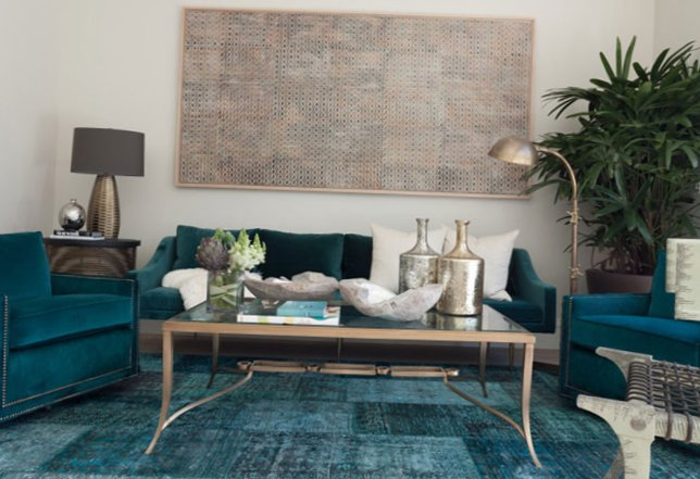 Works by great Studio Green Couch from California5