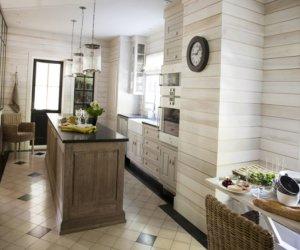 A magnificent wooden kitchen