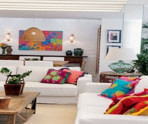 Apartments on the beach in Rio: 11 photos