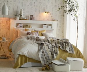 Gentle and intelligent bedroom