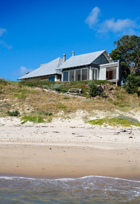 House By The Sea In New Zealand My Sweet House