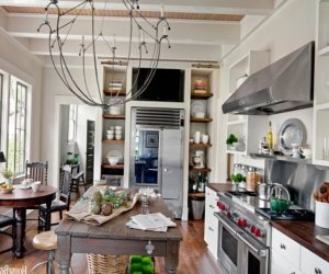 Kitchen with French charm