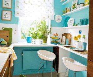 Little bright kitchen
