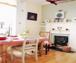 The gentle interior in England