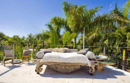 Villa in Miami heat-15