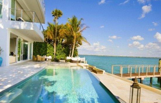 Villa in Miami heat-16