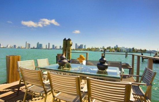 Villa in Miami heat-17
